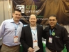 MVP Mark Aucoin and Craig Kasperski stop by our booth