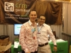 MVP Neil Benson stops by our booth.