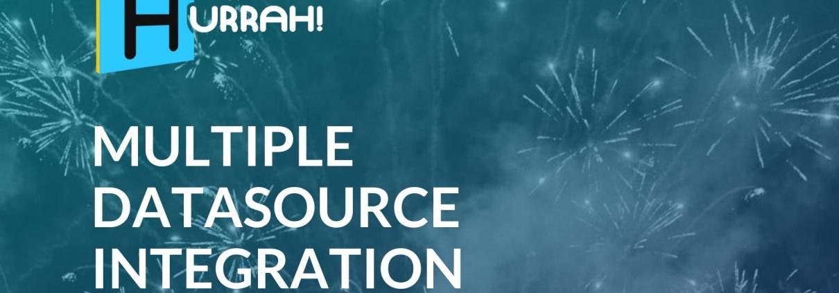 hurrah! integration Datasource