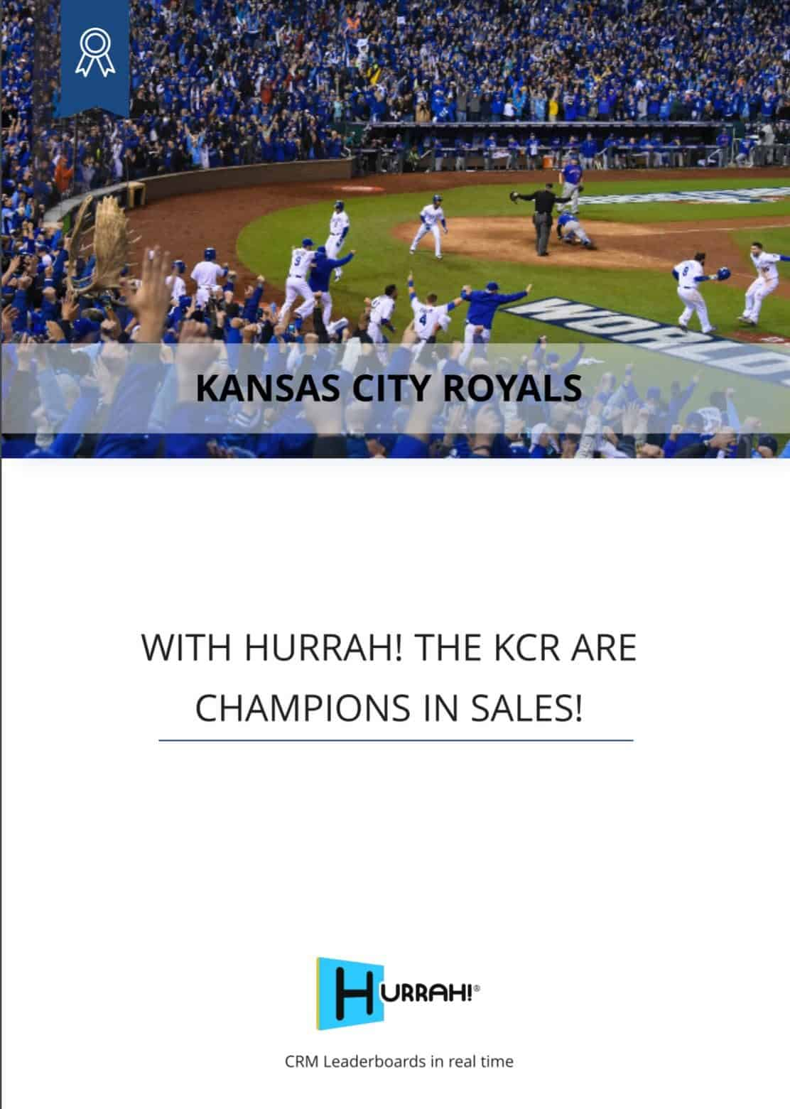 Kansas City Royals sales gamification case study