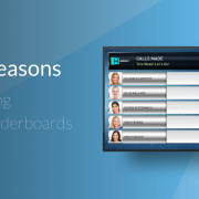 Article about the 9 Reasons for Choosing Hurrah! Sales Leaderboards