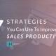 sale productivity