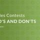 Sales Contests