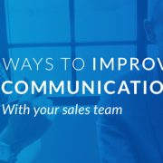 sales team communication