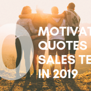 motivational quotes for sales teams 2019